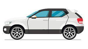 Icona manutenzione auto