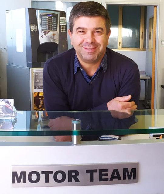 Lucio motor team